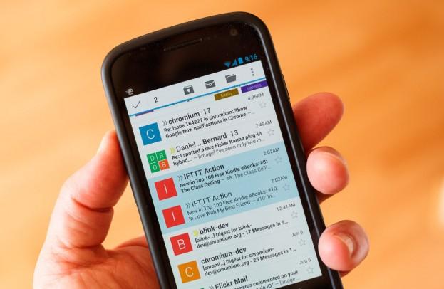 Gmail-on-Phone