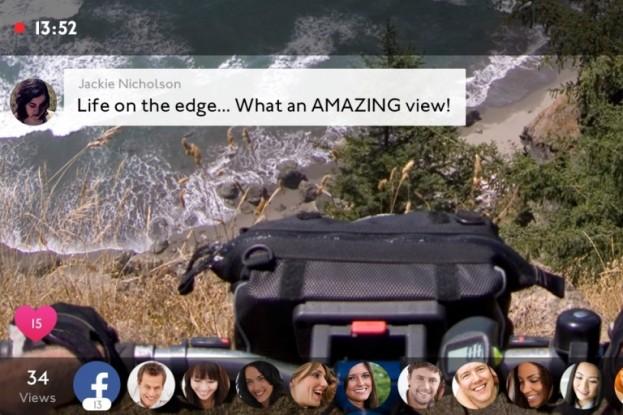 אפליקציית LiveLens הישראלית ל-Google Glass
