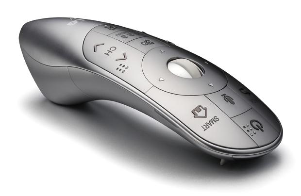אדיר לקראת CES: שלט ה-Magic Remote של הטלויזיות החכמות מבית LG מקבל שדרוג WP-34
