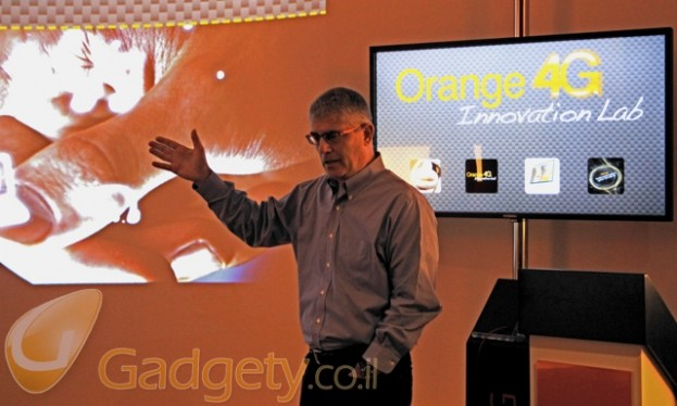 Orange-4G-innovation-lab