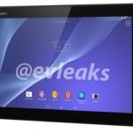 Sony-Xperia-Tablet-Z2-press-evleaks