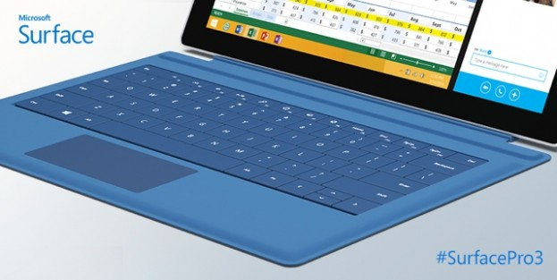 Surface-3-toucpad
