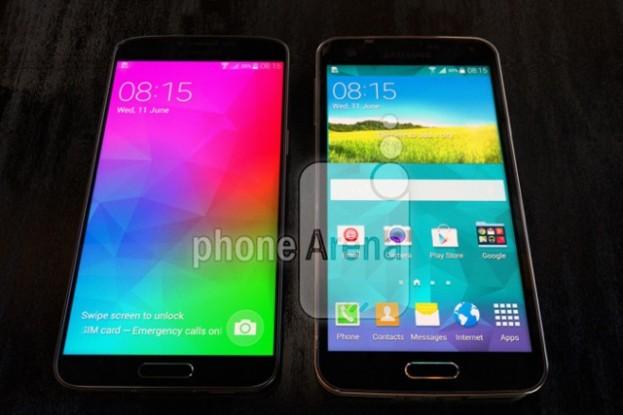 תמונותיו של Galaxy F שוב ברשת: מסך Quad HD עם שוליים דקים