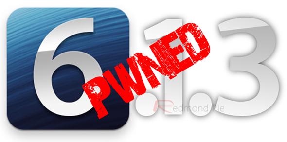 iOS613-jailbreak