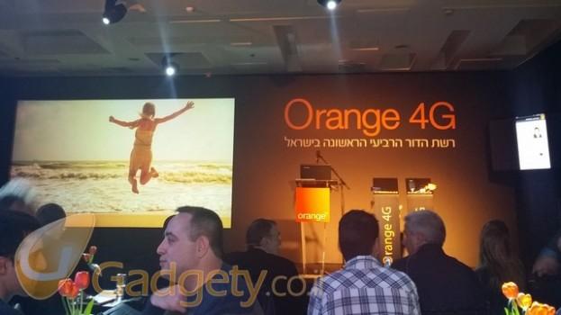 חברת פרטנר מודיעה על מוכנותה להפעלת רשת דור רביעי בישראל