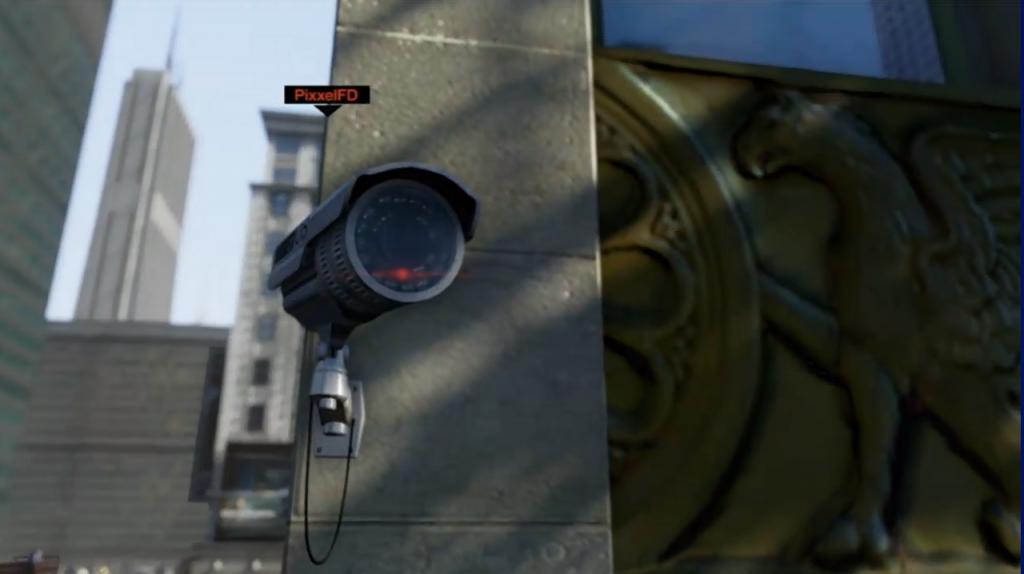 צילום מסך מתוך המשחק Watch Dogs, שמציג את החזון הדיסטופי של העיר החכמה. האם יתברר כמציאות?